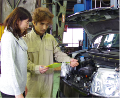 中古車購入 日本海自動車工業株式会社のクルマ販売 富山県高岡市