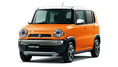 ハスラーG 2トーン仕様 日本海自動車工業 富山 高岡 自動車整備 セルフガソリンスタンド
