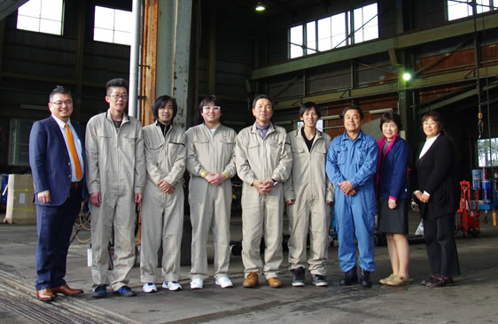 射水支社(大島工場)日本海自動車工業 富山県内最安値ガソリンスタンド